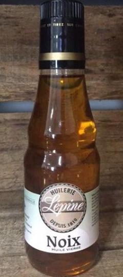 bouteille huile de noix Lépine 25 cl