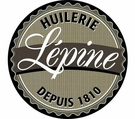 logo de l'huilerie Lépine